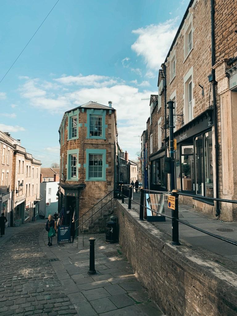 Jaye rockett mini guide to frome somerset uk travel