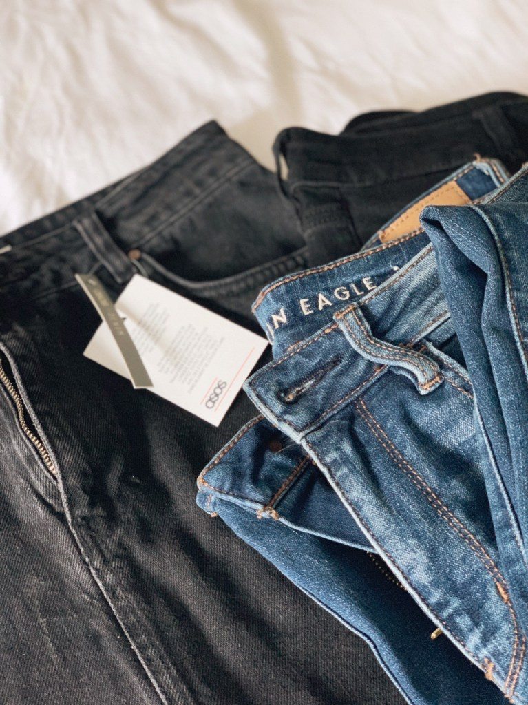 Overhauling your wardrobe after a change in body size