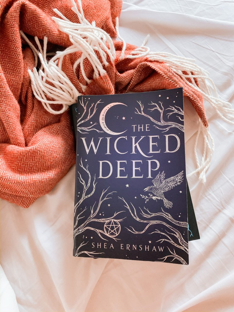 jaye rockett toronto book haul the wicked deep shea ernshaw