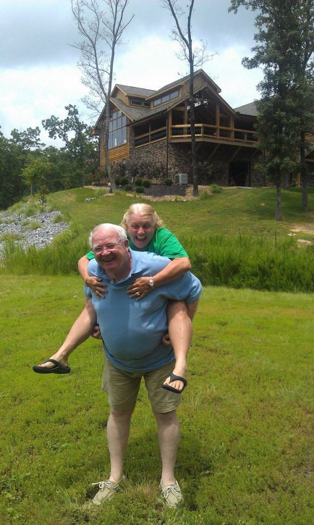 Lot #46 Misty Bluff Trail in The Summit on Bluff Mountain with Jim Fradd And Sue Fradd.