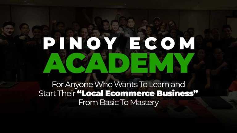 Pinoy Ecom Academy