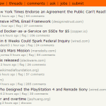 The HackerNews effect: Hitting #2 on HN