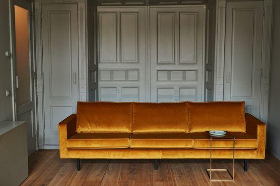Interior Trend: Velvet