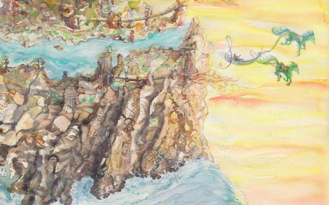 Island 3: Edgesea