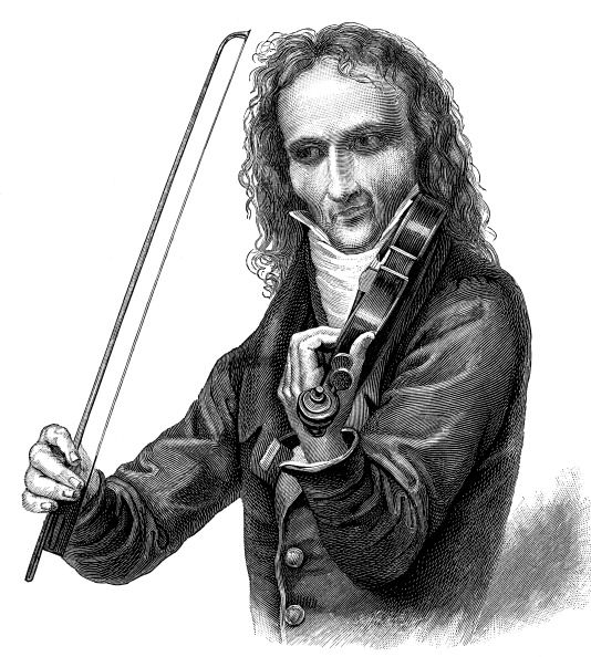 Listen to Paganini's Romanze in A Minor