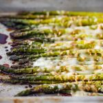 Roasted Asparagus with Balsamic Glaze