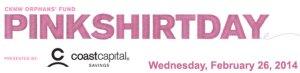 Pink Shirt 2014