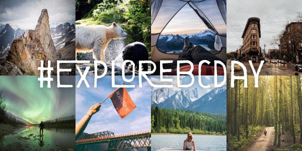 #ExploreBCDay