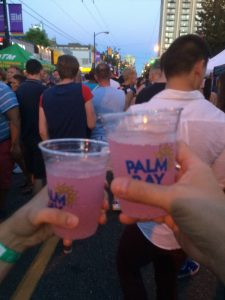 Cheers to the Davie Street Party