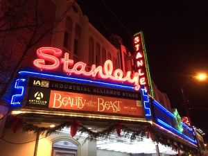 Beauty and the Beast at Stanley Theatre