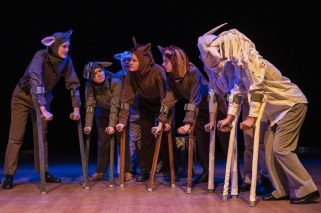 Arts Umbrella Expressions Theatre Festival : Animal Farm