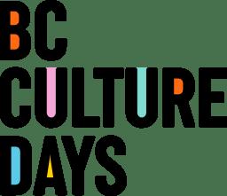 BC Culture Days Logo