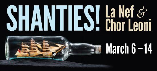 Chor Leoni Shanties!