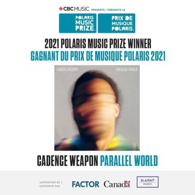 Polaris Prize 2021