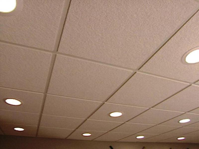 Drop Ceiling Tiles Recessed Lights     Jayne Atkinson HomesJayne     Image of  Drop Ceiling Tiles Recessed Lights