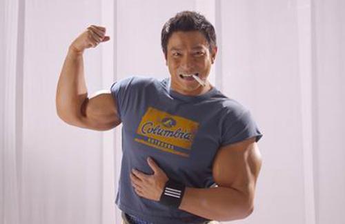 "Andy Lau Returns in ""Running on Karma 2″"