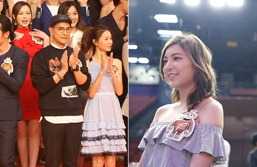 Ruco Chan Avoids Phoebe Sin at TVB Event