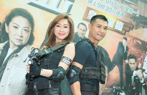 "Ruco Chan Upset At the Mention of Phoebe Sin at ""The Unholy Alliance"" Promo"