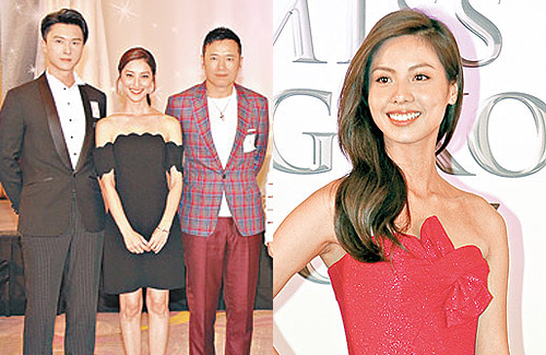 Grace Chan Mentors Kelly Ng in Miss Hong Kong Pageant