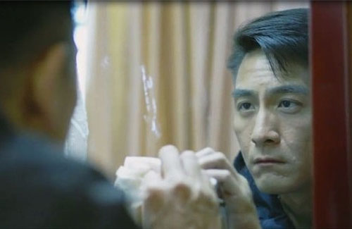 Kenneth Ma Parodies Himself in New TVB Clip