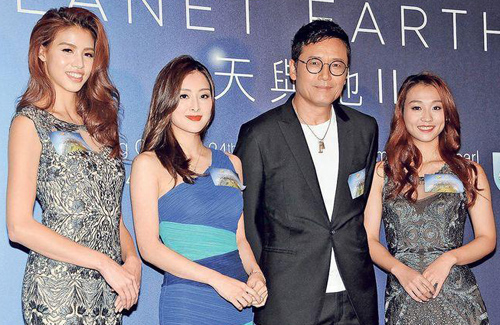 "Michael Miu Didn't Get Memo for ""Line Walker 3"""