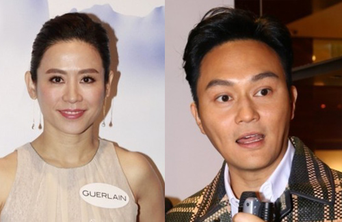 "Jessica Hsuan Wants Chilam Cheung in ""Line Walker 3"""