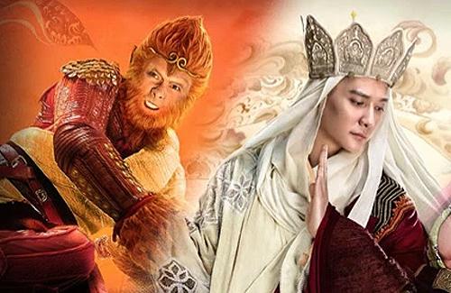 "[Movie Trailer] Aaron Kwok's ""The Monkey King 3"""