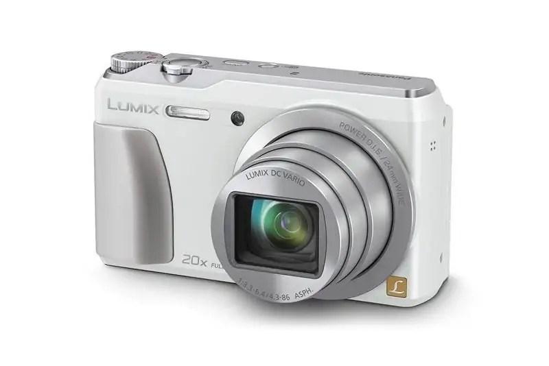 Panasonic LUMIX DMC-TZ55