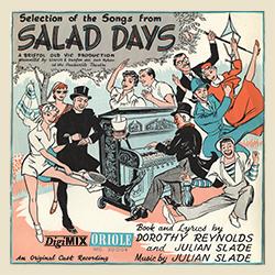 Salad Days Original Cast Recording