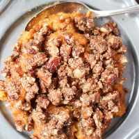 Paleo Sweet Potato Casserole