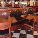 Restaurant Furniture Seating Commercial Booths Custom Banquettes