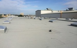 Commercial Roof Replacement in Edmonton