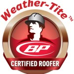 BPC Certified Roofer Bronze Logo