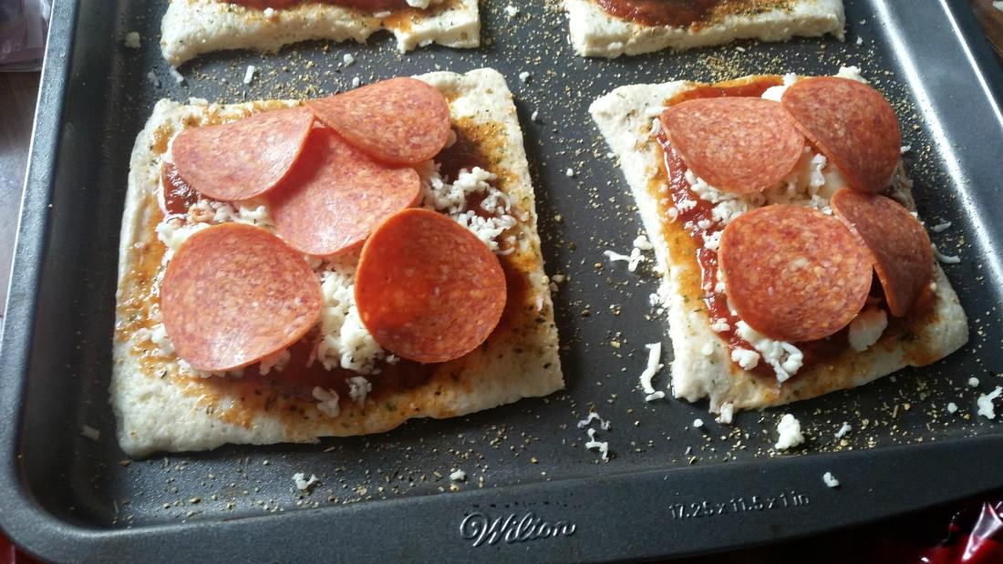 mini babybel pizzas ready to cook pepperoni. Bake up some kid-friendly mini babybel pizzas. They are perfect for quick weeknight dinners or easy to make weekend meals.