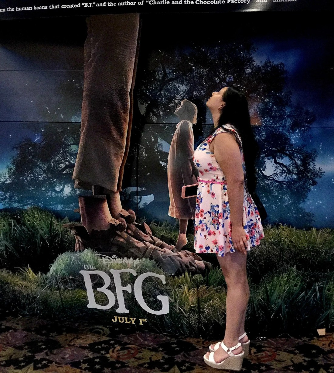 The BFG Theater 2