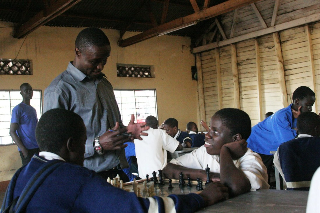 Disney's Queen of Katwe Interview With Phiona Mutesi and Robert Katende