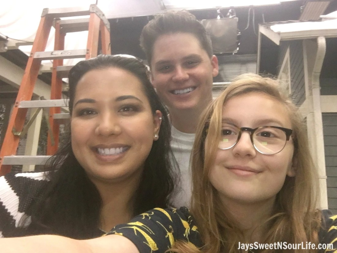 Behind the Scenes with ABC's The Real O'Neals #ABCTVEvent