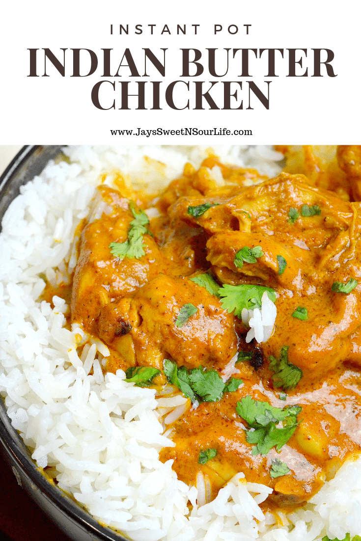 Do you love curry?Instant Pot Indian Butter Chicken is a buttery chicken that is smothered in a creamy tomato based sauce. This crowd pleasing dish will have your home smelling like your favorite Indian Restaurant.
