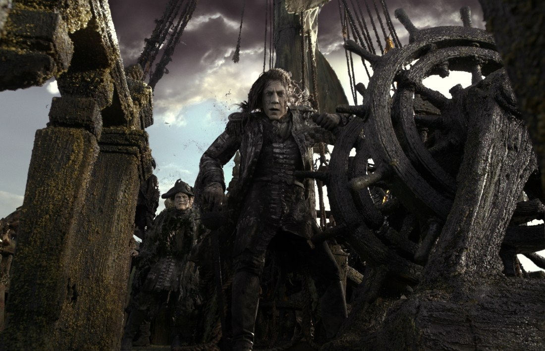 Disney's Pirates of The Caribbean: Dead Men Tell No Tales NEW Trailer