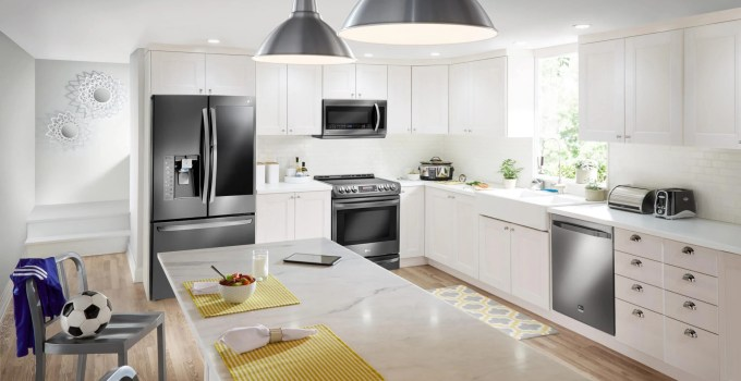 The LG Appliance Remodeling Sales Event at Best Buy