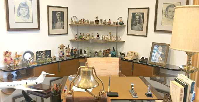 A Visit To Walt Disney's Office