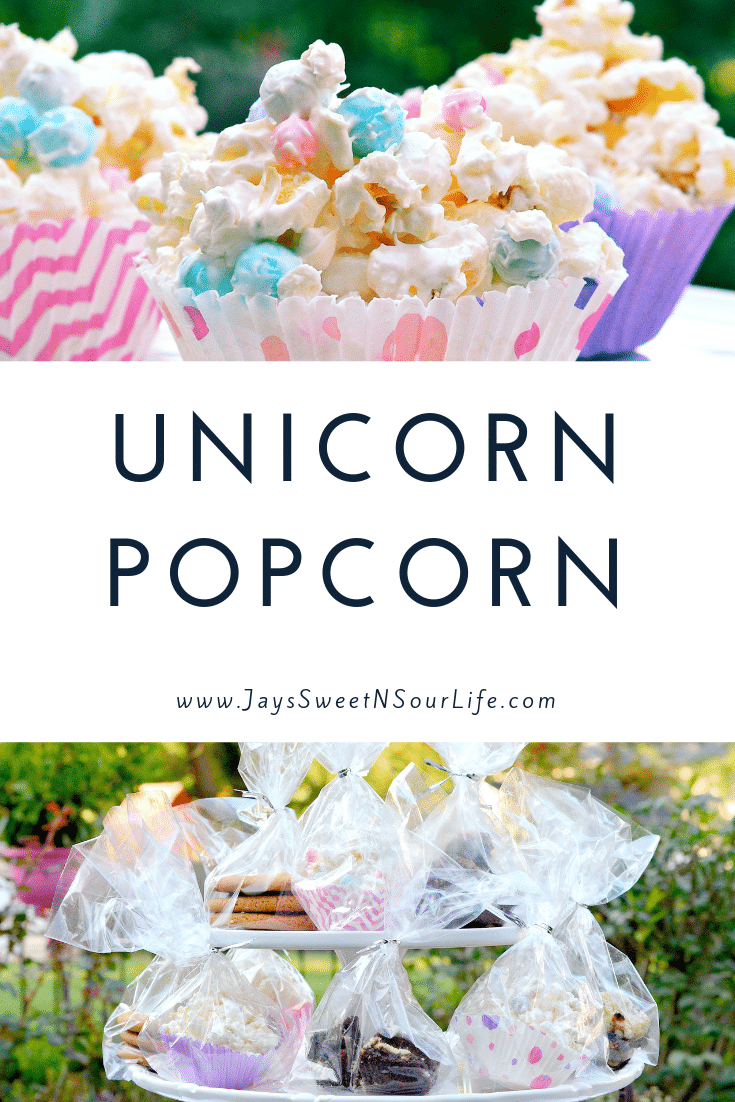 Unicorn Popcorn Recipe. Bake up some special sweets for your favorite charities. My Unicorn Popcorn is always a hit at our bake sales. It's easy to make and the kids love it.