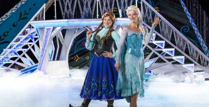 Disney On Ice presents Frozen is Coming To DC – Feb 14-19