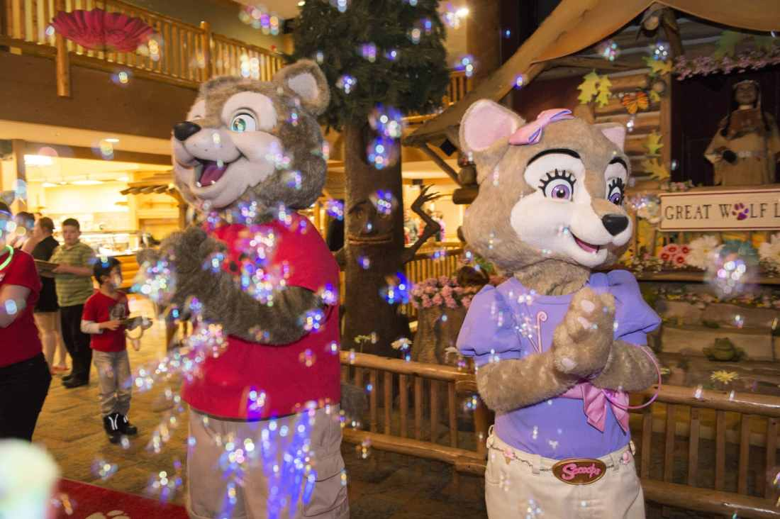 Spend some family time at the Great Wolf Lodge Williamsburg during their Spring-A-Palooza. Look out for Guest appearances of the Great Wolf Characters.