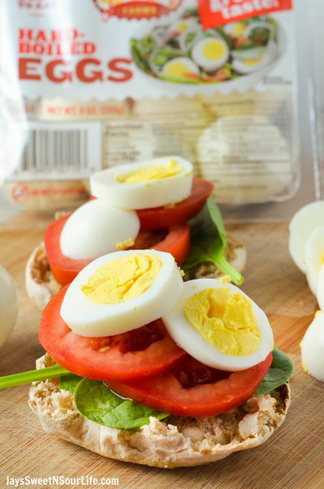 Healthy BLT Meal Prep. Learn how to meal prep the easy way with my no cook meal prep ideas.