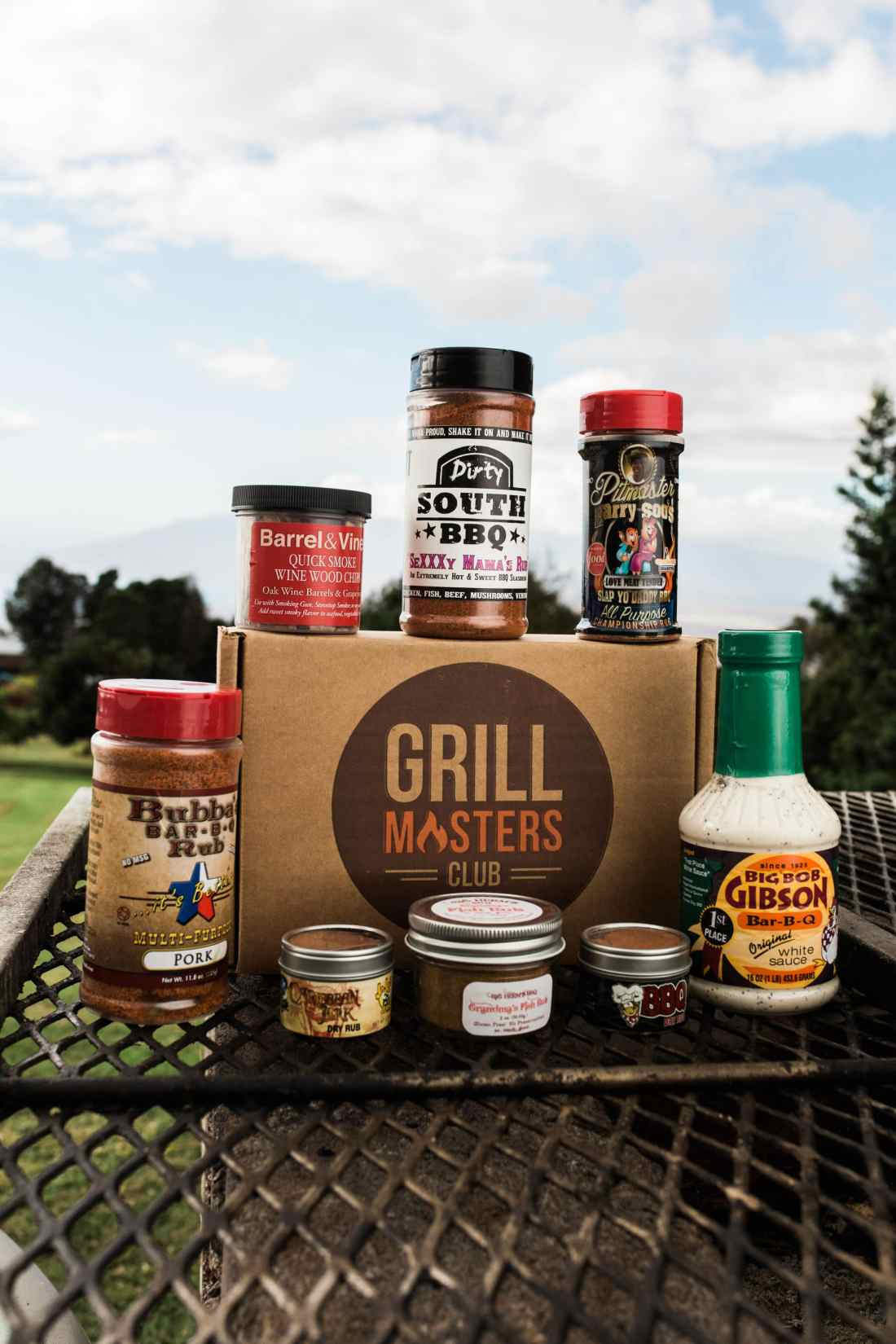 Grill Masters Club Monthly Subscription Box. Love grilling, smoking, and bbq? Read more about the hottest gifts of the season on my blog.