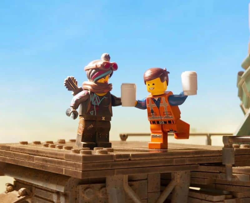 The LEGO Movie 2 The 2nd part movie clip. Read about why everything is awesome with the new Regal Cinema 4DX Expierence for The LEGO Movie 2: The 2nd Part. Full review with photos.