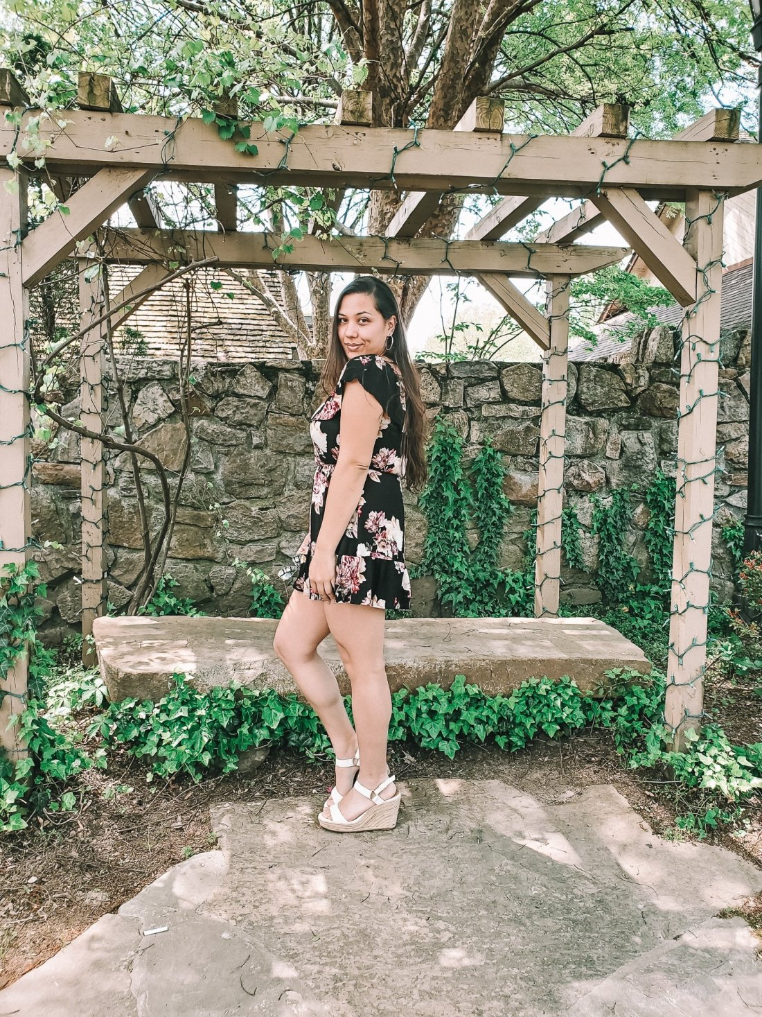 Jay's Style Black Booming Beauty Mini Dress. Jay shares her latest style for the season. Follow along as Jay shares all the fun and interesting outfits she loves in her newest blog feature Jay's Style.