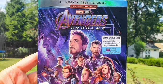 Avengers: Endgame Arrives on DVD, Blu-ray, and 4K on August 13th!