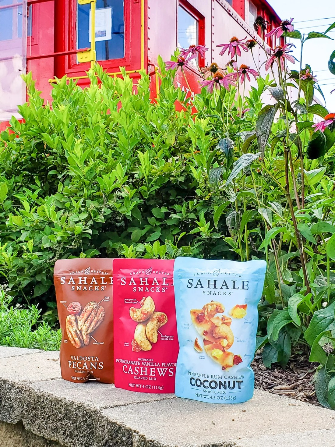 Sahale Snacks Flavors. Snack easy with Sahale snacks, they are the delicious option that fit seemlessly into your everyday lives. Sahale Snacks use unique combinations and layers of flavor with real ingredients to elevate your everyday snacking experience.